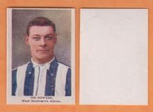 West Bromwich Albion Sid Bowser England